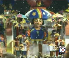 Read Britto & Rio Carnaval 2012! On Local 10 TV