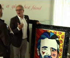 Read Ringo Starr Receives a portrait from Britto – GPOP