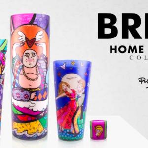 Read Britto x Aroma 360 Partnership!